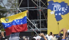 Venezuela Aid Live: A Music Event in Colombia, Confrontations at the Border